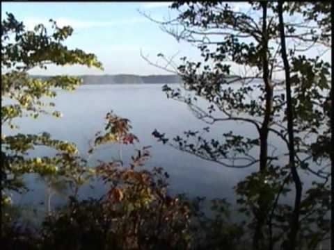 New Hope Overlook (Red and Blue Trails) - Jordan Lake
