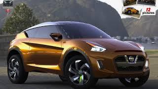 Nissan Extrem Concept 2012 Videos