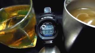 芳醇な琥珀色の液体(麦茶)