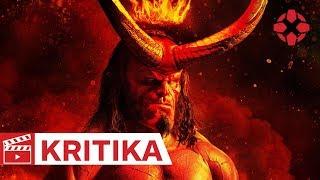 A nagy piros bunkó - Hellboy kritika