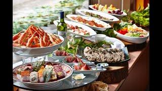 Турция Безумно вкусный шведский стол Турецкий базар