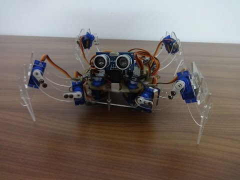 QUATTRO - the Arduino Quadruped Robot: 10 Steps (with Pictures)