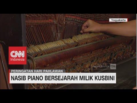 Nasib Piano Bersejarah Milik Kusbini, Komponis Lagu 'Bagimu Negeri'