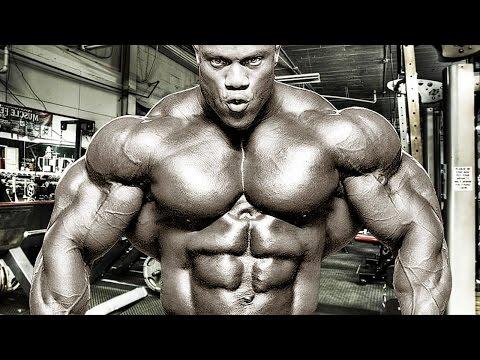 Phil Heath - THE LEGACY - Bodybuilding Motivation