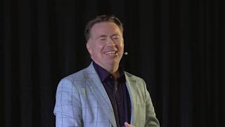 Positive education for the 21st century  | John Doran | TEDxBallyroanLibrary