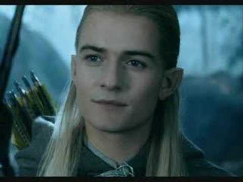 Orlando Bloom As Legolas Greenleaf The Hobbit - Or...
