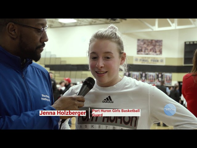 Girls High School Basketball: PHHS vs. Dakota 3/6/20