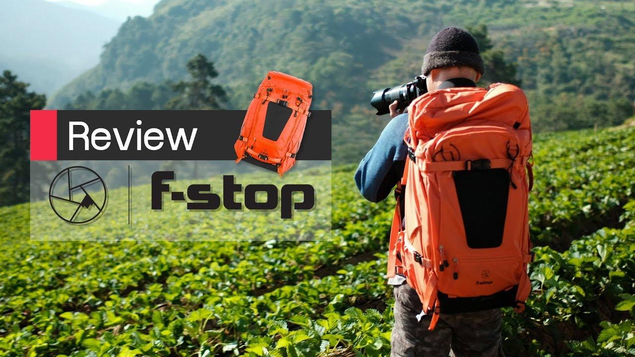 Review กระเป๋ากล้อง F-Stop สำหรับขาลุยตัวจริง  ตัวเดียวจบ by พี่โก๊ะ กล้องกล้วยกล้วย