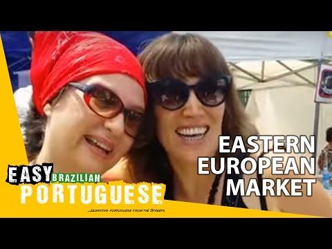 Eastern European market - Easy Brazilian Portuguese 28