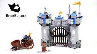 Lego Movie 70806 Castle Cavalry - Lego Speed build