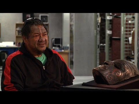 Carved In Skin - Tales from Te Papa episode 84