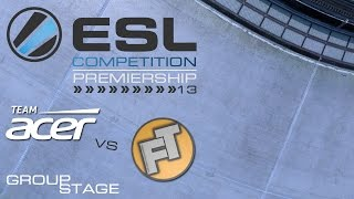 ESL CPS 13 Group-stage: Team Acer vs. Funteam