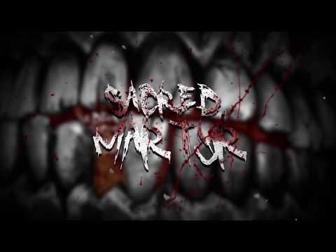 Sacred Martyr - feat. Lauren Hart (Once Human) - Lyric Video