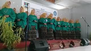 Paduan Suara Juara 1 Rw 07 Desa Cikahuripan Lembang