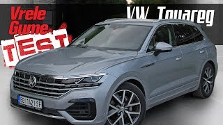 VW Touareg - ROAD TEST by Miodrag Piroški