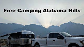 Free Camping Alabama HiĮls Hwy 395