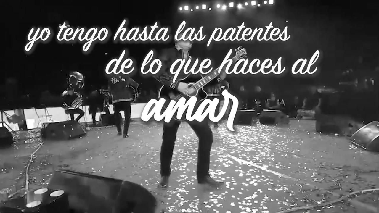 LO QUE TENGO - HIJOS DE BARRON (VIDEO LYRIC OFICIAL)