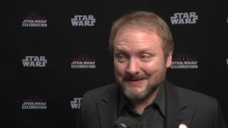 Star Wars: The Last Jedi: Director Rian Johnson Star Wars Celebration 2017 Interview