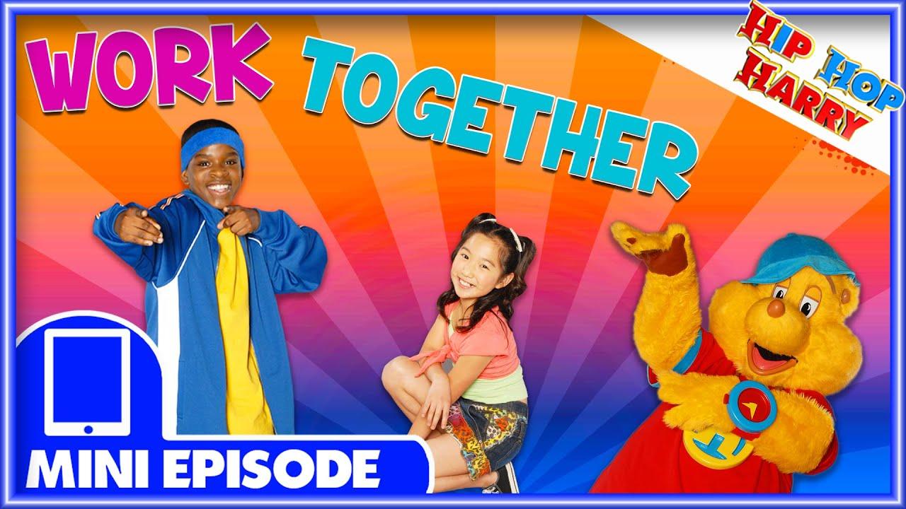 Working Together | Mini Episode | Hip Hop Harry