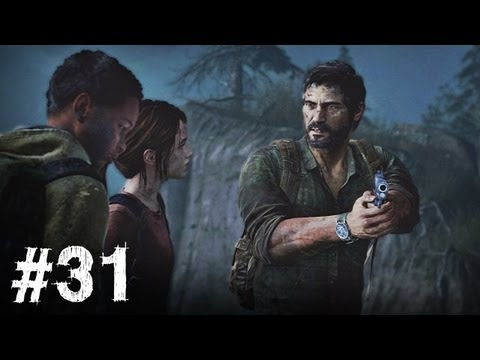 The Last Of Us Gameplay Walkthrough Part 31 - Sewers