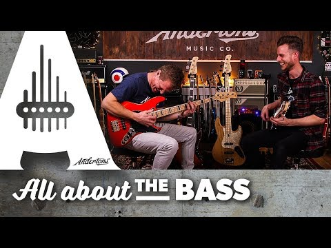 Introduction to Sire Basses! - First Look