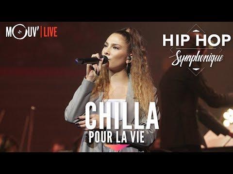 Youtube: CHILLA:«Pour la vie» (Hip Hop Symphonique 4)