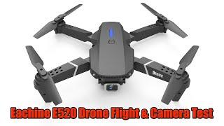Eachine E520 Drone Flight & Camera Test  || TBD Bangla