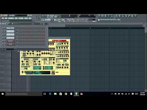 Desiigner -  Panda Type Beat Tutorial | FL Studio | *Rare* Raw Session Footage