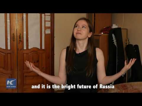 Russian girl tells how Alibaba's AliExpress changes her life