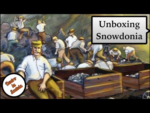 Dentro la Scatola (unboxing 004) - Snowdonia