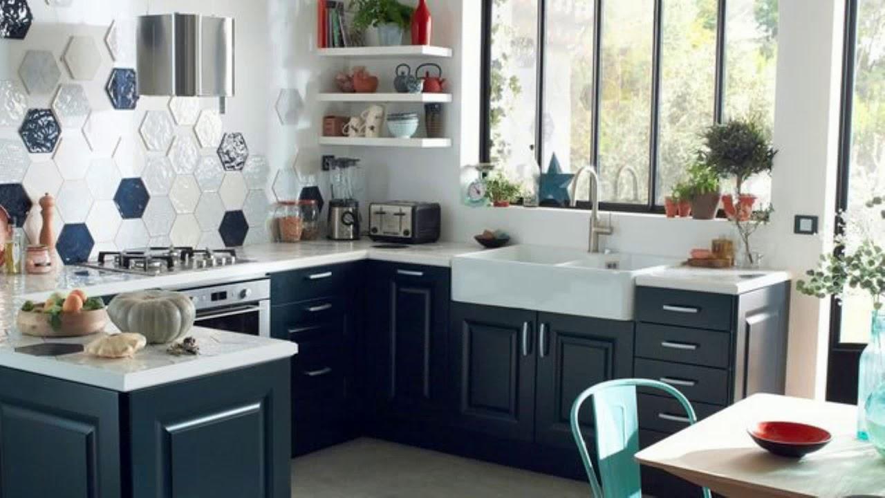 meuble haut de cuisine castorama