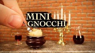 MINI ALFREDO GNOCCHI!