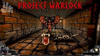 Project Warlock - First Minutes Gameplay