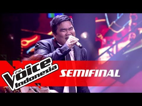 Jogi - Sugar (Maroon 5) | SEMI FINAL | THE VOICE INDONESIA GTV 2019