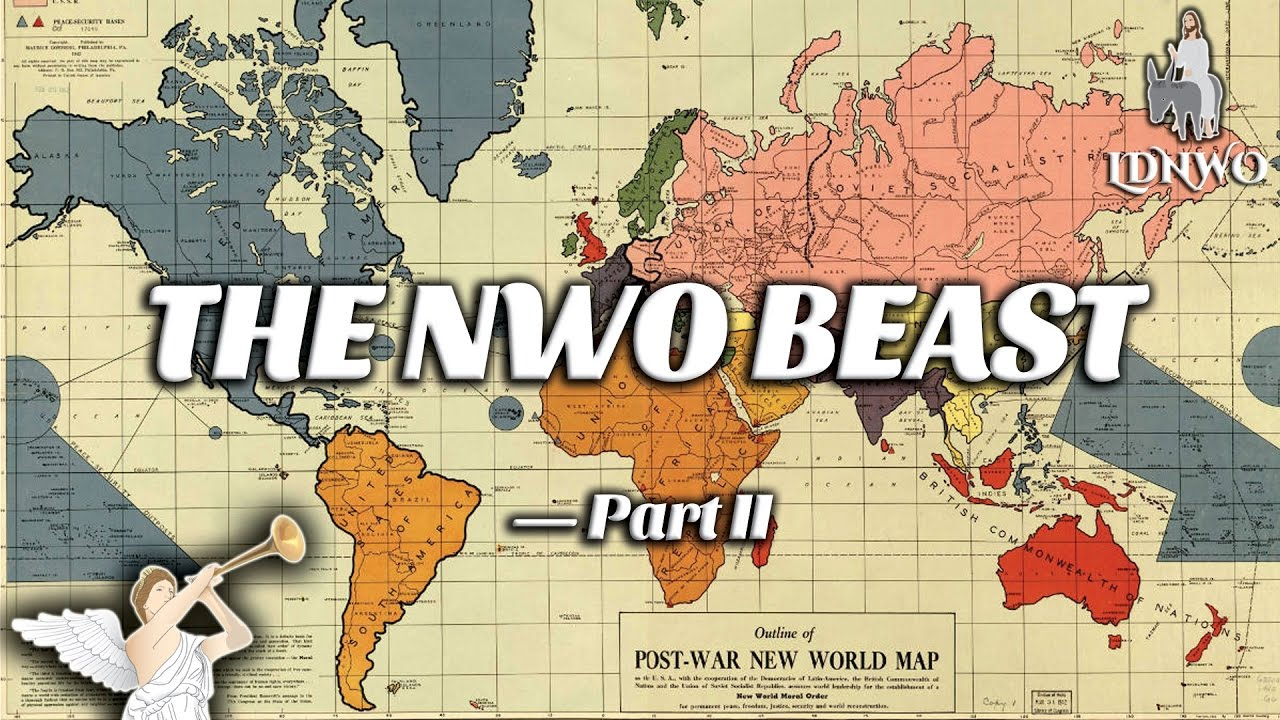 Nwo 2016 Us Election Vote Ww3 Antichrist Bible Prophecy Hillary Trump Presidential Candidates
