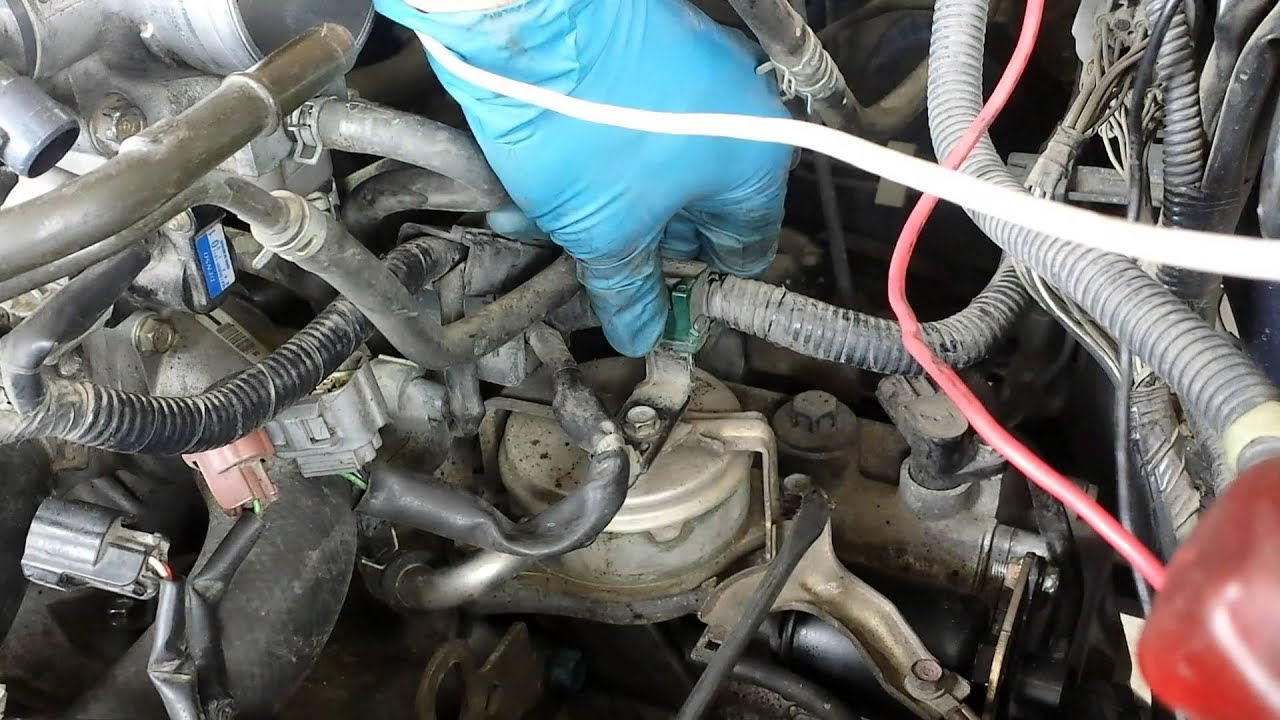 Acura TL Transmission Removal Part Of YouTube - 2001 acura cl transmission
