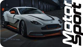 Aston Martin Vantage GT3 Special Edition 2015 Videos
