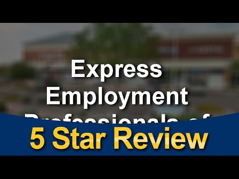 Express Employment Professionals of Mesa, AZ   Incredible Five Star Review by Deserae W.