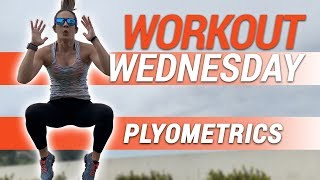 Workout Wednesday | Plyometric Power for Runners