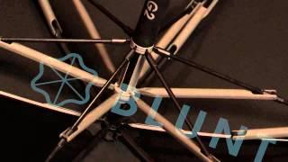 2013紐西蘭BLUNT保蘭特時尚系列傘 - 測試篇