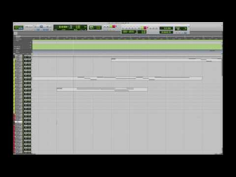 Live Composing - When You Don't Feel Like It - Part 3
