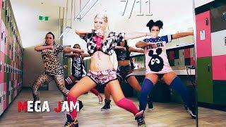 '7/11' Beyonce choreography by Jasmine Meakin (Mega Jam)