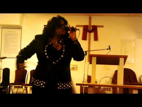 Gwen Allen Singing Try Jesus He's Alright' March 18.2012