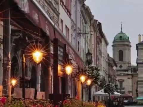 Lviv ♥ Львів ♥ Lwow ♥ Lemberg ♥ Lvov (capital Of West Ukraine)