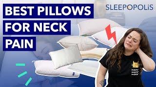 Best Pillows for Neck Pain 2020 - Top 7 Picks!