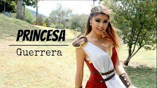 Disfraz Princesa Guerrera! Maquillaje HALLOWEEN-Pautips thumbnail