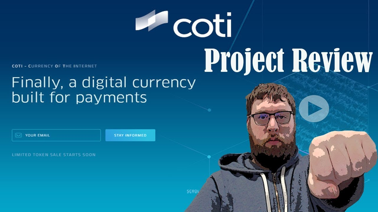 Coti Blockchain Challenge Assessment – Final Energy Grid Of Funds