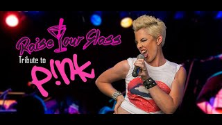 NSE-RAISE YOUR GLASS-P!NK (PINK) Tribute Promo NEAL SHELTON ENTERTAINMENT BOOKING