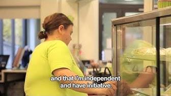 Salla työllistyi Lime-kahvilaan