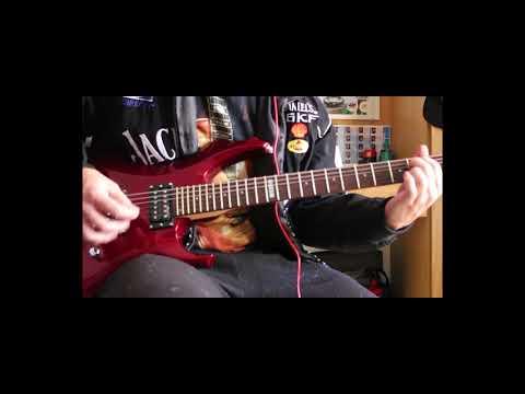EF EL Die Verlee Guitar Cover